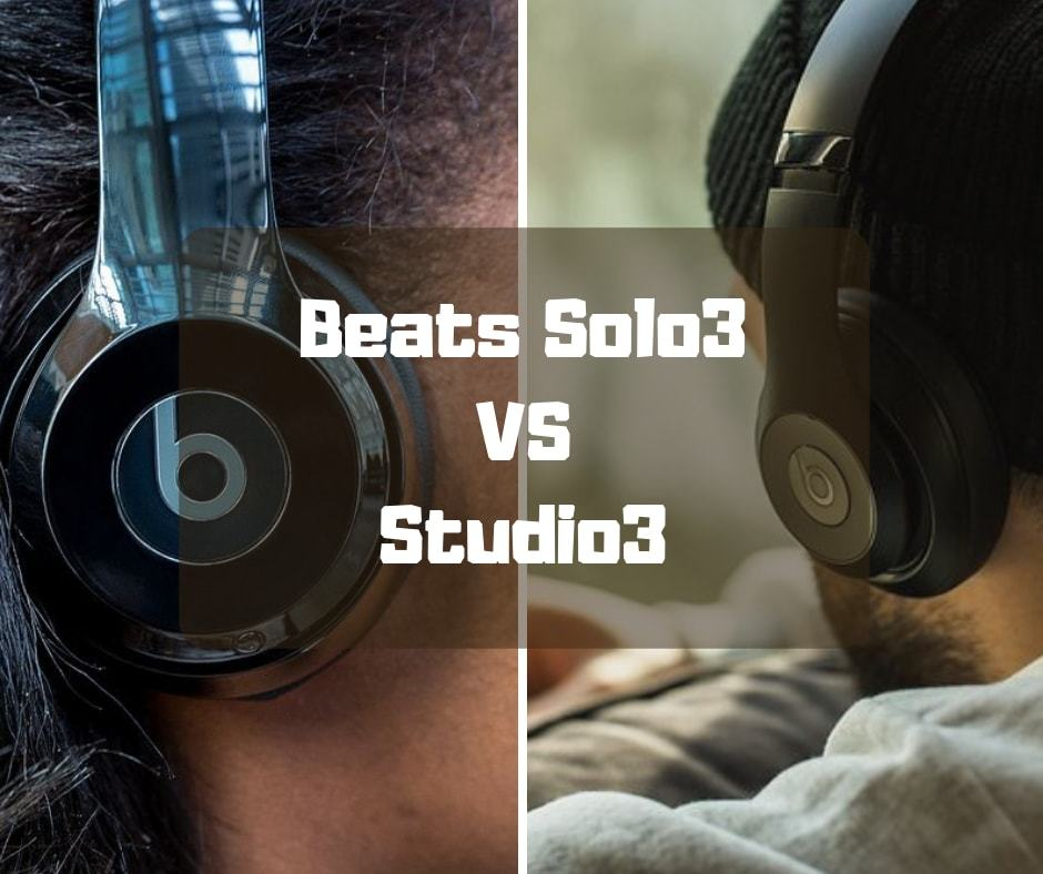 Apple's Beats Solo3 vs Studio3 Comparison
